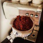 Gemalen koffie voor espresso
